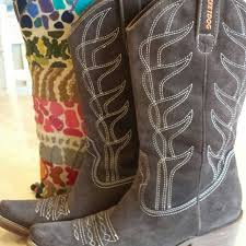 womens cowboy boots in size 12 rocket fub rocket suede cowboy boots from s closet