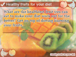 healthy fruits to eat to lose weight on fruit diet plans slism