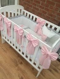 Cot Bedding Set Amazing Pink And Grey Chevron Bar Bumper Cot Bedding Set India