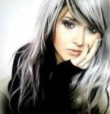 grey streaks in hair the 25 best streaks in hair ideas on pinterest grey hair streak