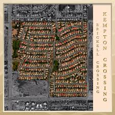 Map Of Chandler Az Kempton Crossing Chandler Arizona By Continental Homes