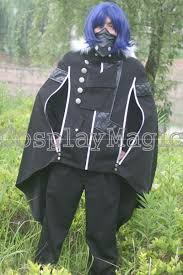 Dishonored Halloween Costume Tokyo Ghoul Ayato Kirishima Cosplay Costumes Cosplaymagic