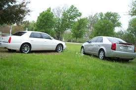 cadillac cts vs sts tuned cadillac dts performance sedan sets a fast