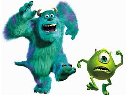 sulley monsters clipart 63