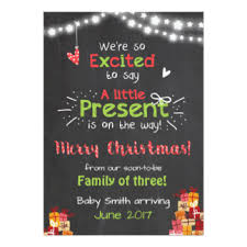 pregnancy announcement cards greeting photo cards zazzle