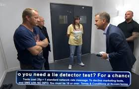 The Lie Detector Determined That Was A Lie Meme - is jeremy kyle lying about lie detector test daily star