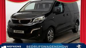 peugeot leasing europe peugeot traveller business full options direct leverbaar youtube