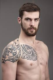 josef lauvers tattoo männchen pinterest brazilian men male