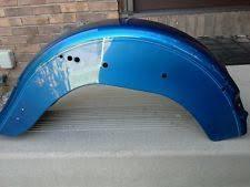 harley davidson oem paint custom fit rear fender motorcycle
