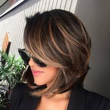 light brown highlights on dark hair 35 gorgeous highlights for brightening up dark brown hair