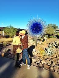 Scottsdale Botanical Gardens Chihuly Scottsdale Desert Botanical Gardens