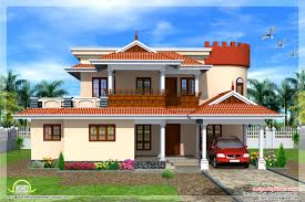 2665 square feet kerala model house kerala home design and floor