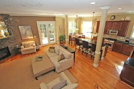 open living room ideas small open plan kitchen living room design ideas concept style