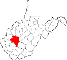 Blank Map Of Virginia by File Map Of West Virginia Highlighting Kanawha County Svg