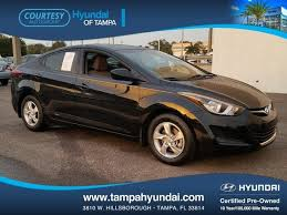 deals on hyundai elantra used hyundai discounts deals in ta port richey florida