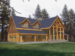 Log Home Floor Plans With Basement by 3480 Sqft Classic Log Design Coast Mountain Log Homes Log Home