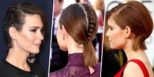 updos for short hair how to wear short hair up ideas 2017