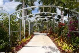 Naples Florida Botanical Garden Florida Garden Pathway Naturetime