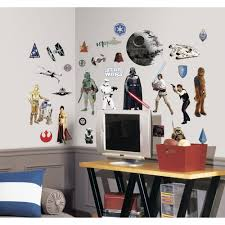target black friday 2017 vaporeras roommates rmk1586scs star wars classic peel and stick wall decals