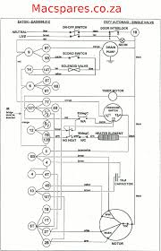 wiring diagrams washing machines macspares wholesale spare