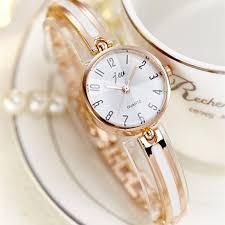 bracelet luxury crystal images Crystal rose gold watch mukiki jpg