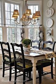 Country French Inspired Dining Room Ideas Country French - French country dining room