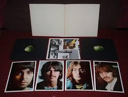 album inserts beatles white album d lp 1968 apple 1st press inserts mint usd