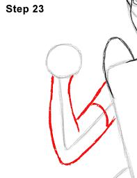 draw cinderella body