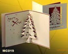 christmas tree card cute christmas card fun christmas card non