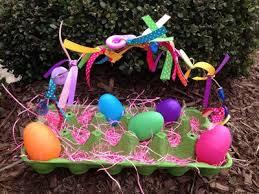 easter egg basket recycled egg easter egg basket favecrafts