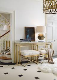 bedroom console table cynthia rowley for hooker furniture living room serendipity console