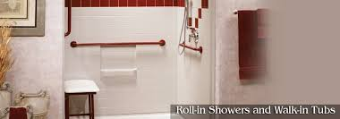 roll in showers and tubs available from sequim contractorby design