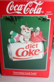 coca cola 1998 santa 6 pack with coke classic 8