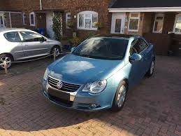 volkswagen eos very good condition in windsor berkshire gumtree