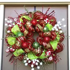 deco mesh ideas images decor wreaths ideas best deco mesh wreath ideas