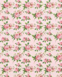 edible prints items similar to wafer paper edible prints shabby chic roses 4