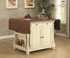 kitchen island kitchen carts and islands in artistic kitchen kitchen island carts and islands pertaining to exquisite buy two tone with drop leaves in voguish