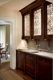 Leaded Glass Kitchen Cabinets Cheap Kitchen Cabinets Nj Mosaic Pattern Glass Tiles Backsplash
