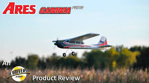 Rcuniverse Radio Control Airplanes Ares Rc Gamma Pro V2 An Rcuniverse Com Product Review Video Youtube