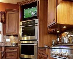 Kitchen Under Cabinet Tv under cabinet tv u2014 smith design cool small kitchens with tv