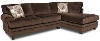 chocolate sectional sofa albany 8642 transitional sectional sofa with chaise furniture and