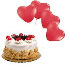 balloon and cake delivery send balloons to india birthday cakes and balloons gift shop