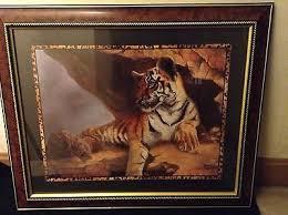 home interior tiger picture home interior tiger pictures psoriasisguru com