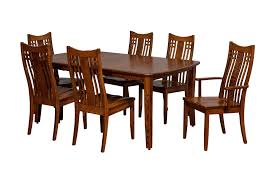 buy dining room table daniels amish furniture cincinnati dayton