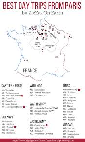 Map Of Paris France 35 Best Day Trips From Paris France U2013 Guide Map Tips By Local
