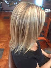 medium lentgh hair with highlights and low lights 15 famous medium blonde fall hair colors blonde hairstyles 2017