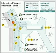 Hong Kong International Airport Floor Plan Airport Information Vancouver China Eastern Airlines