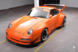 widebody porsche 993 porsche bodykit shitty car mods