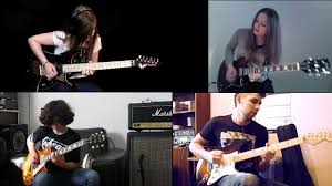 Led Zeppelin Comfortably Numb Comfortably Numb Pink Floyd Cover By Tina S Andrei Cerbu