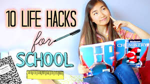 diy hacks youtube 10 diy life hacks for school and studying every student should know